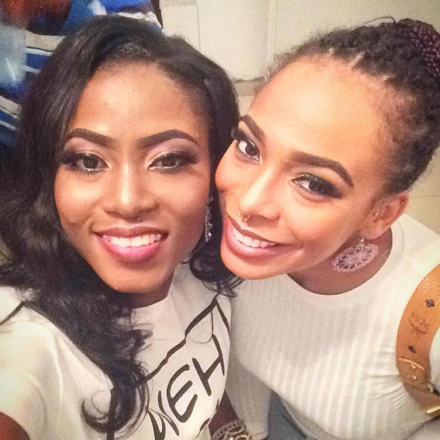 Debby Rise and Tboss