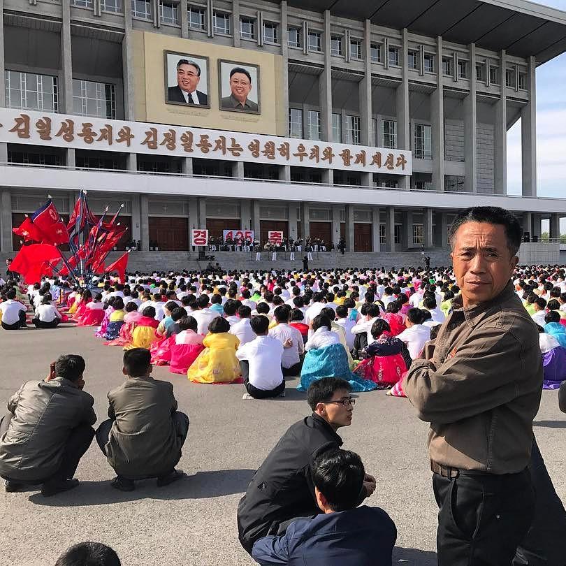 North Korea celebrates the 85th anniversary of the Korean's peopleArmy