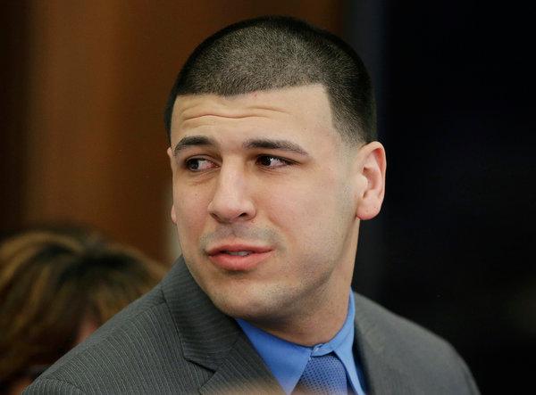 Aaron Hernandez's family will get his sucidenotes