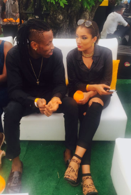 Gifty Powers, Ex BBN contestant denies being in a romantic relationship with Mr.2kay