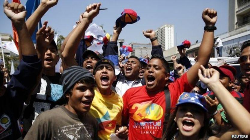 Deadly protests inVenezuela