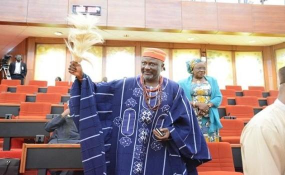 Senator Dino Melaye Escapes Assassins Bullets in Hometown, Ayetoro-Gbede in KogiState