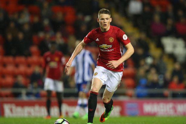 Scott McTominay Manchester United squad numberrevealed