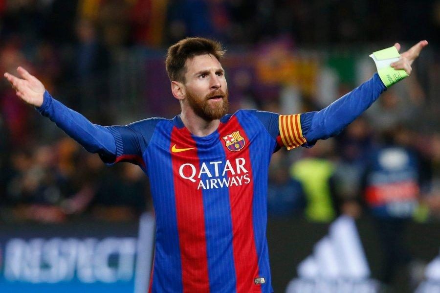 Lionel Messi scores 500 career goals forBarcelona