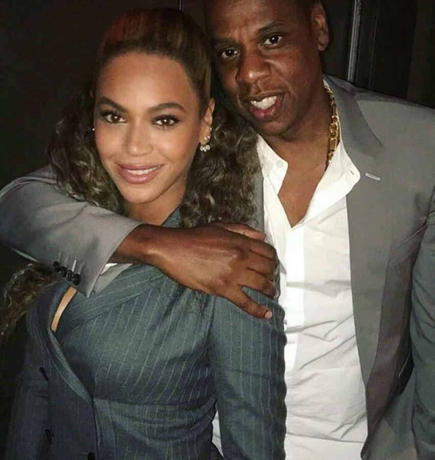 Jay Z and Beyonce are worth over $1 billion