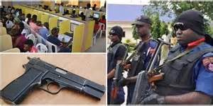 JAMB candidate arrested for bringing firearms in examhall