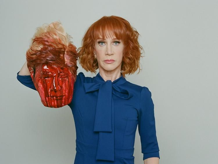 CNN dumps KathyGriffin