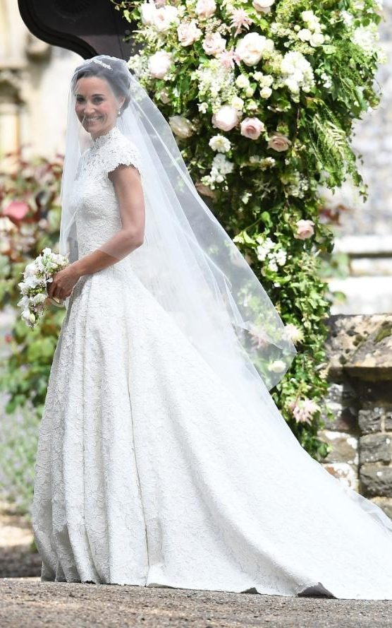 Pippa Middleton Weds James Matthews