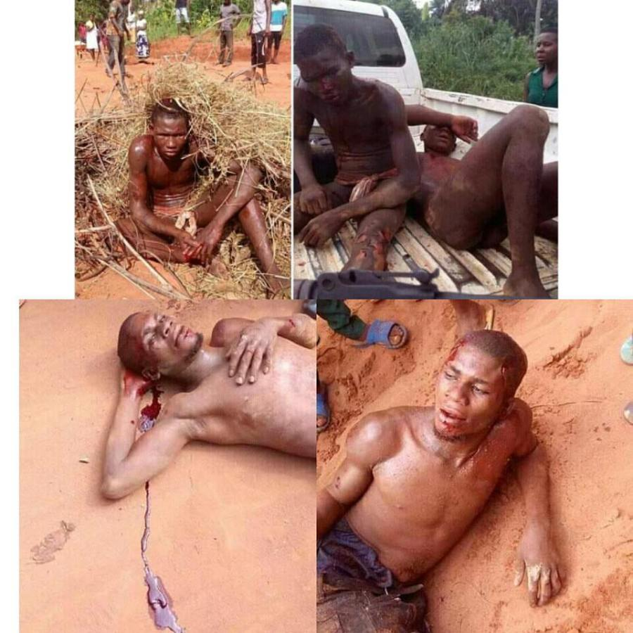 Two suspected thieves narrowly escaped death in Imostate