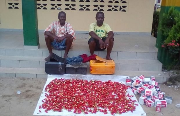 Rivers state police arrest 82-year-old  man with large cache ofbullets