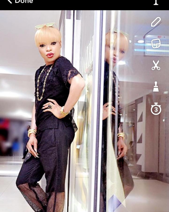 Bobrisky: Any more comment from you, I will upload your D**k with your face