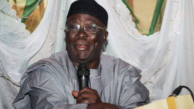 Tinubu must speak out, his APC sold Buhari to Nigerians- Adebanjo explodes