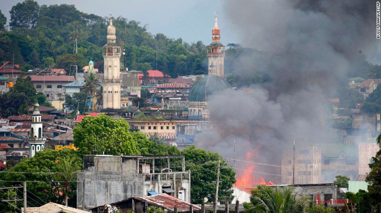 Philippines: 10 soldiers killed, several others injured in anti-ISISairstrike