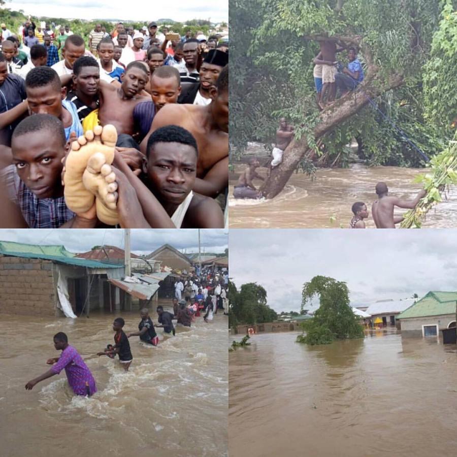 Residents of Suleja, Abuja experience massiveflooding