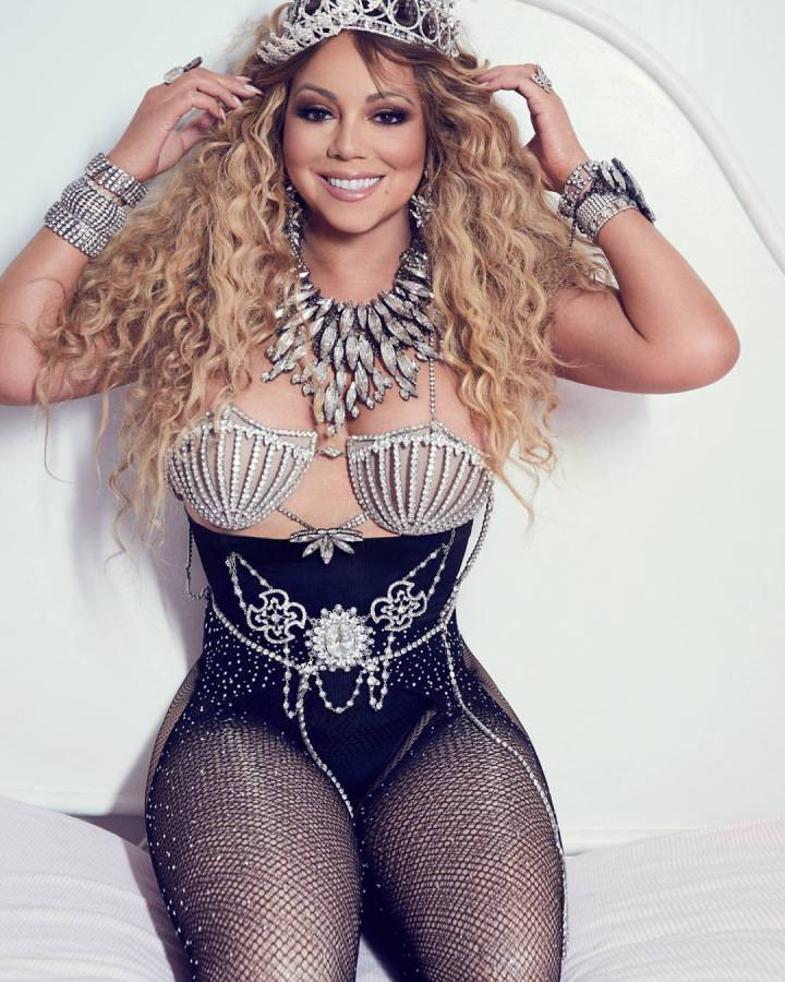 Mariah Carey opens up about her low self esteem