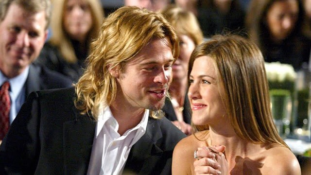 Brad Pitt apolgises to Jennifer Aniston for leaving her for AngelinaJolie