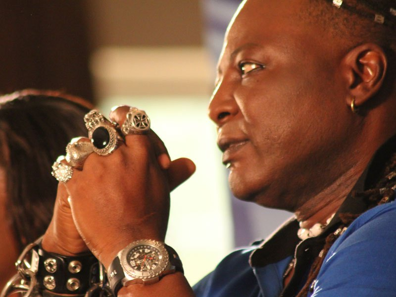 Charly Boy condemns Army's invasion of Nnamdi Kanu's house