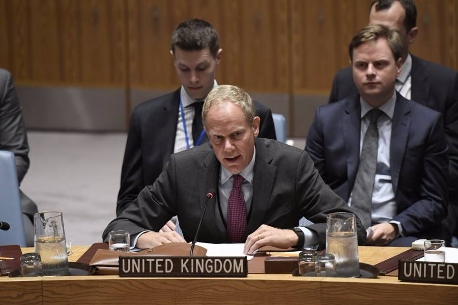UK pledges to support fight against Boko Haram
