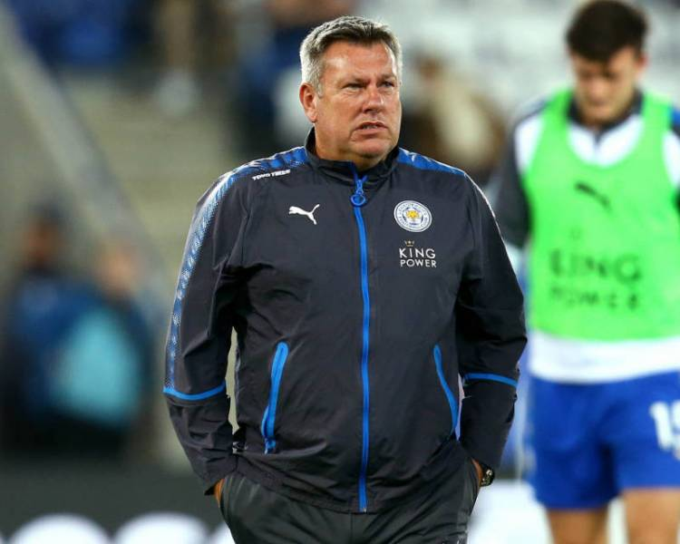 Leicester City sack Coach Craig Shakespeare after four months in charge