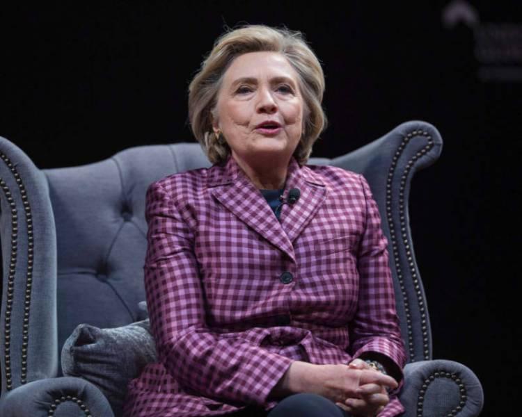 Hillary Clinton slams Donald Trump dangerous war of words with NorthKorea