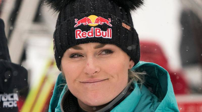 Lindsey Vonn says she will represent the U.S but not Donald Trump at the next WinterOlympics