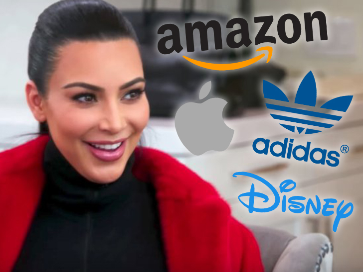Kim Kardashian's Christmas stocks from Kanye has already netted her afortune
