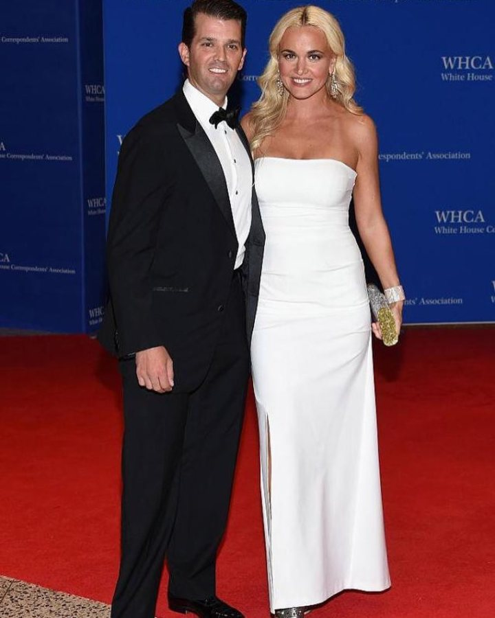 Inside Donald Trump Jr.'s Racy Twitter Exchanges with Former Model While Married to WifeVanessa
