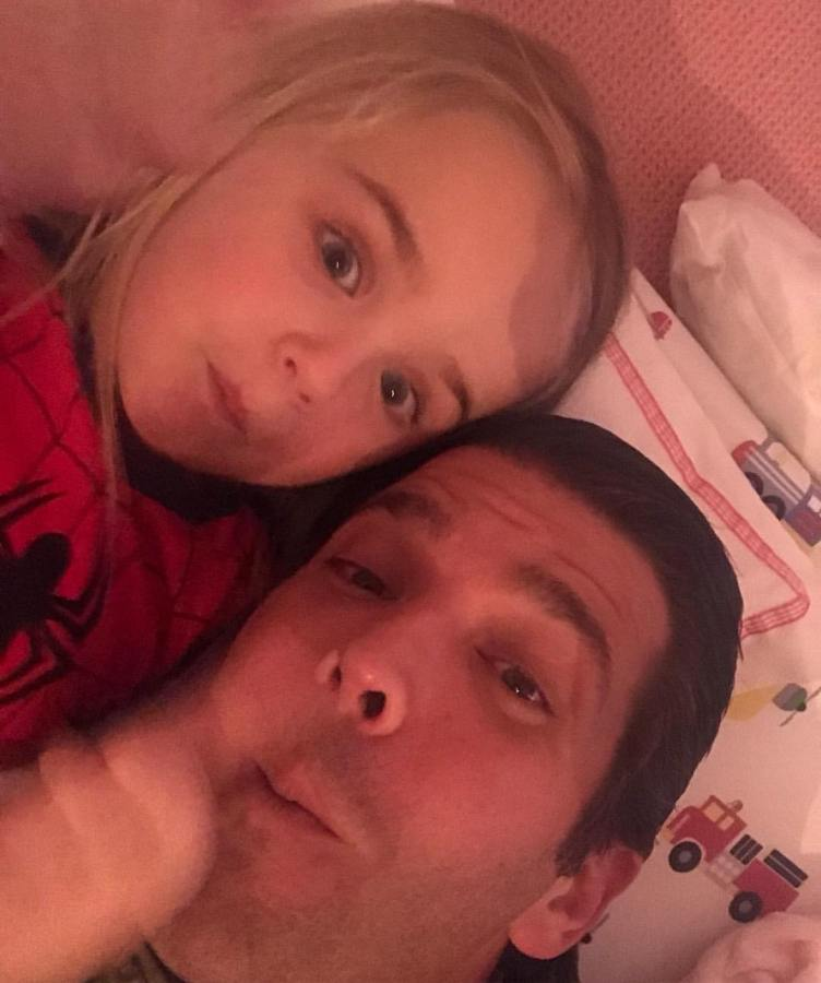 Donald Trump Jr. takes comfort from daughter after wife files fordivorce
