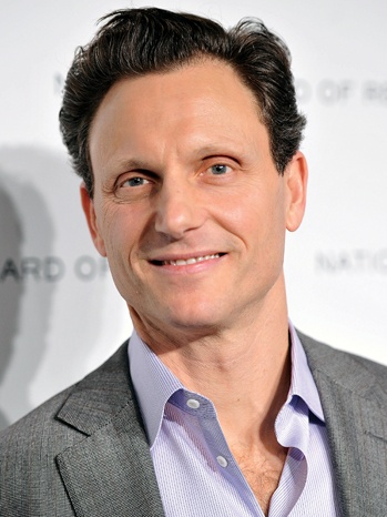 Scandal's Tony Goldwyn never expected to become a sex symbol in his50s