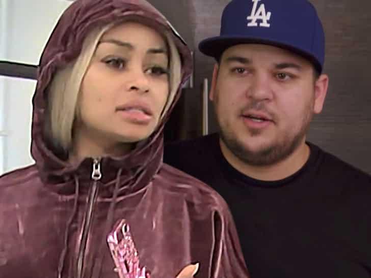 Blac Chyna claims Kardashians threatened to leave E! unless 'Rob & Chyna' wascanceled