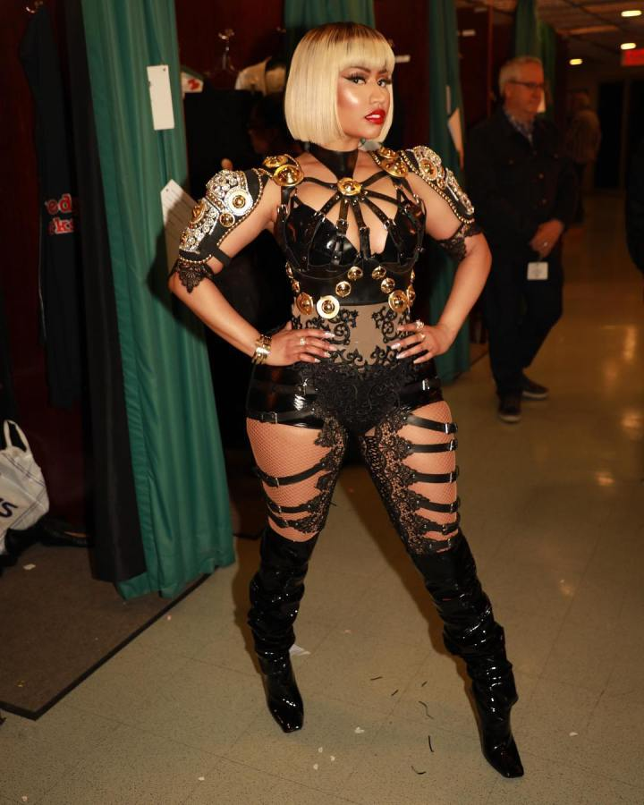Nicki Minaj reveals who she is dating and fans are completelystunned