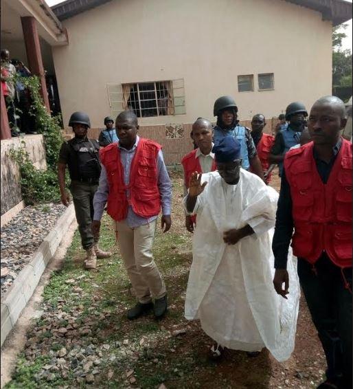 Nobody should boast of sending me to prison, I'm sleeping in same bed Obasanjo slept-Jang