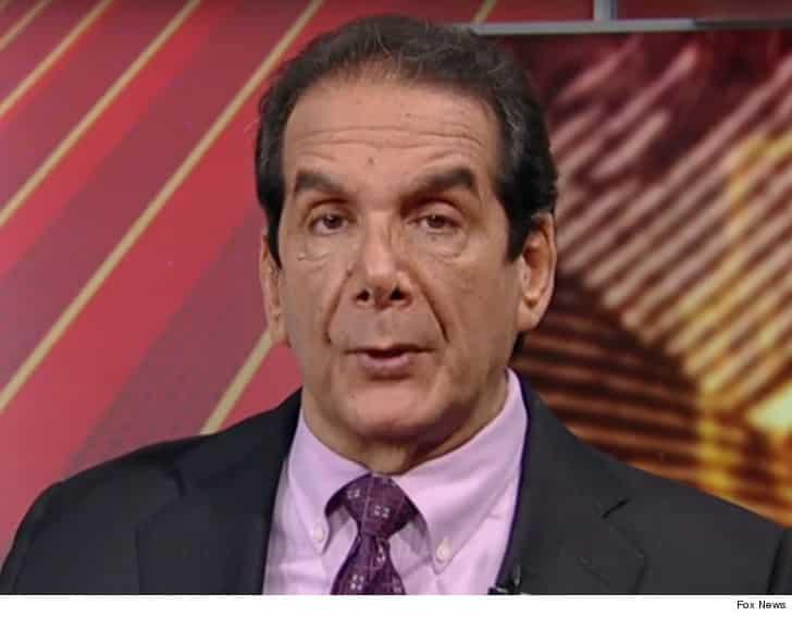 Fox news' Charles Krauthammer dead at68