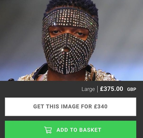 Nigerians react as Wizkid photos sell on online forN130k