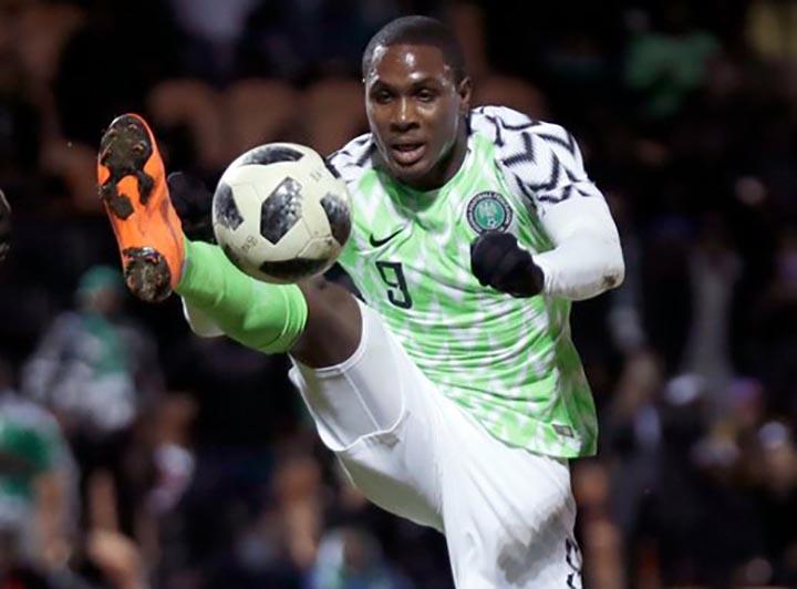 Nigeria vs Iceland: Rohr to drop Ighalo,  start Iheanacho in crucial groupD