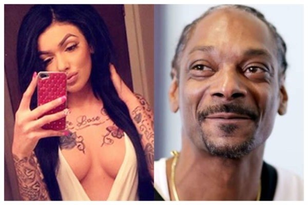 Celina Powell exposes Snoop dogg for allegedly cheating with her (screenshotmessages)
