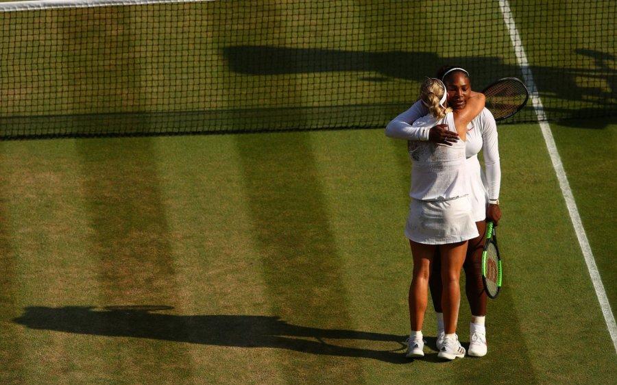 Serena Williams loses 2018 Wimbledonfinal
