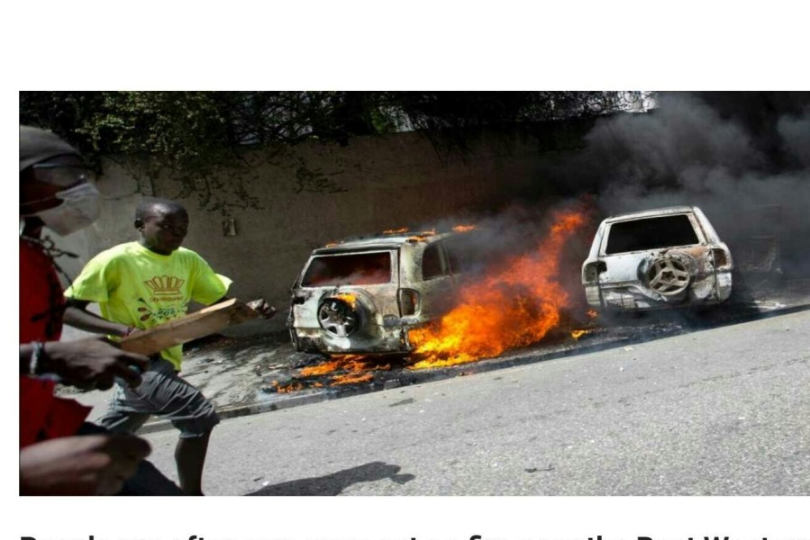 Haitian Prime Minister resigns after widespread protest over fuel pricehike