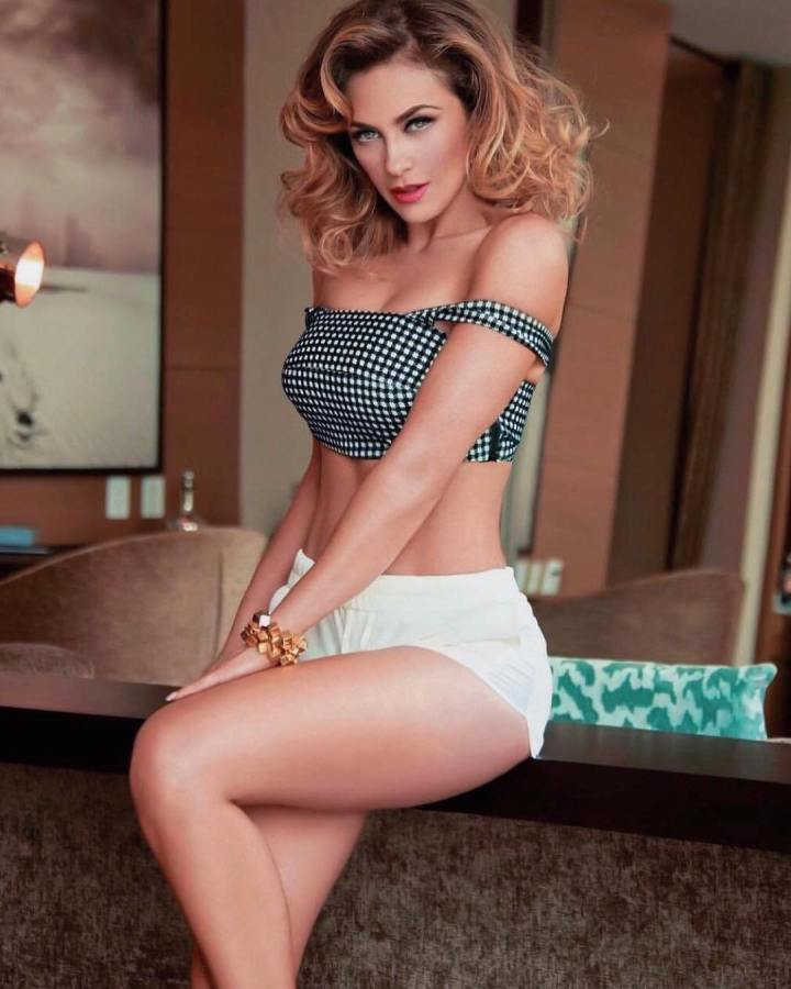 Aracely Arambula joins the Lord Of The Skies
