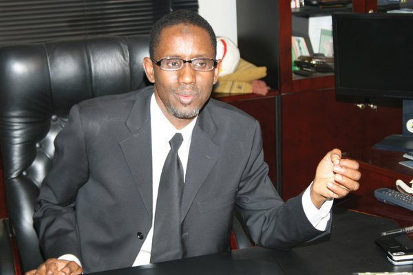 Ribadu hands over Senatorial ticket to Gov Dan Kwambo