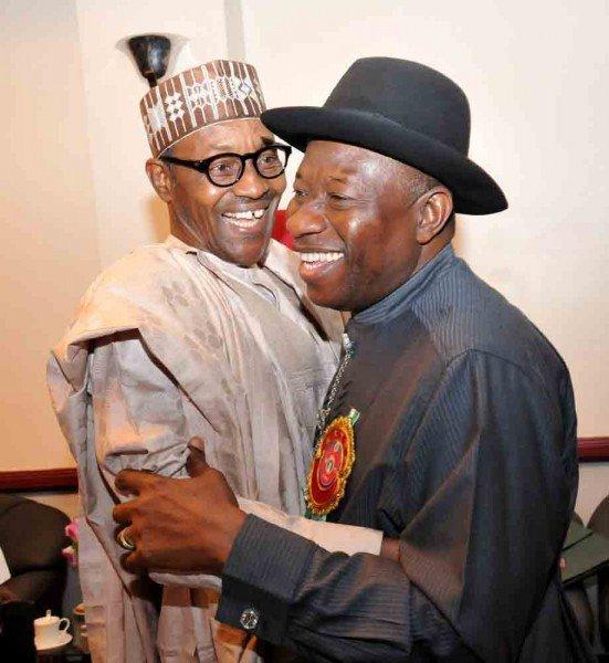 Why I hold Goodluck Jonathan in high esteem- presidentBuhari