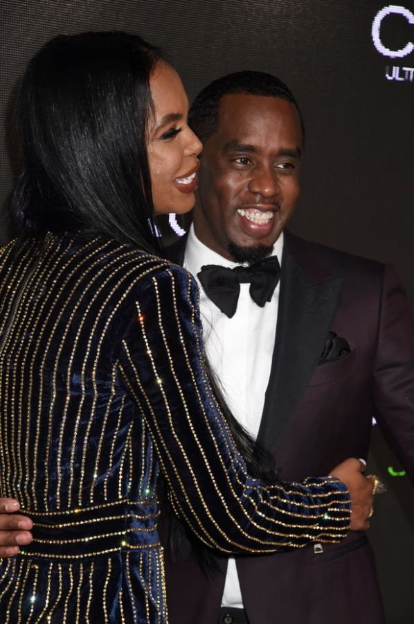 "Diddy is ""Heartbroken"" over Kim Porter's death"