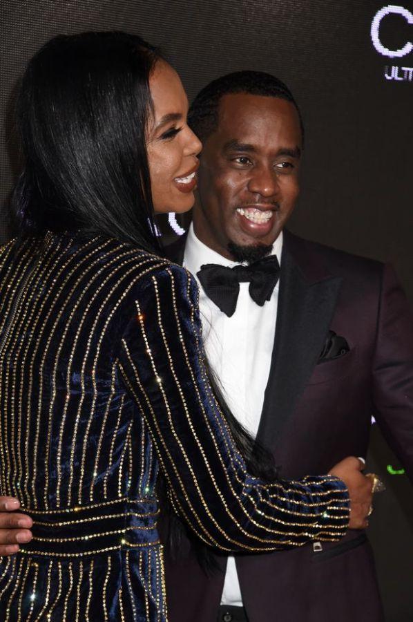 """Diddy is """"Heartbroken"""" over Kim Porter'sdeath"""