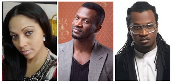 Paul, Jude Okoye attack Peter's wife, Lola after birthday message topsquare
