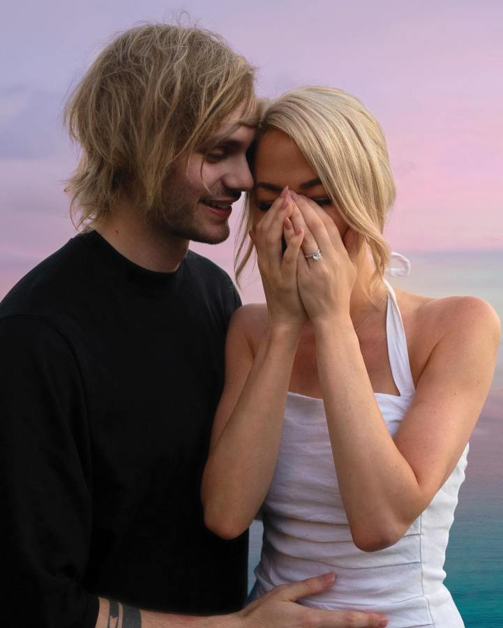 Michael Clifford is engaged to CrystalLeigh