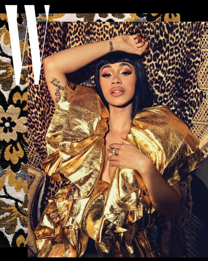 Cardi B slams Trump amid government shutdown in heated expletive-filled rant(video)