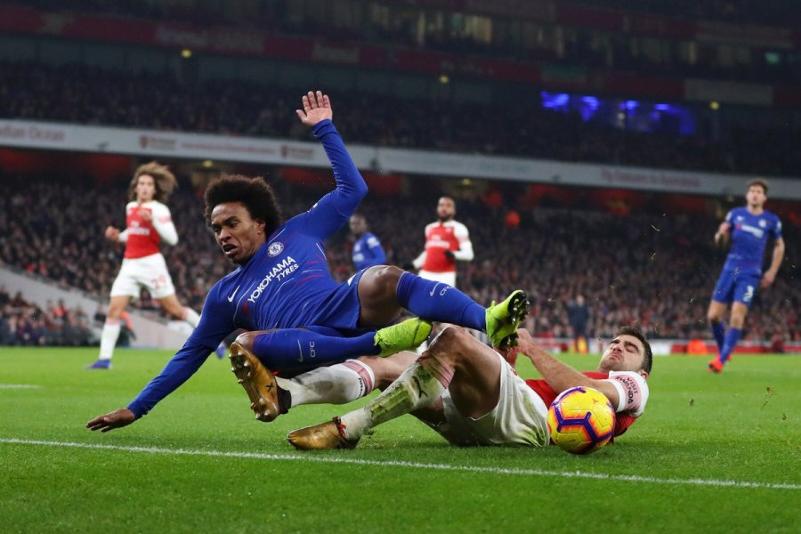 EPL: Sarri reveals why Chelsea lost 2-0 toArsenal