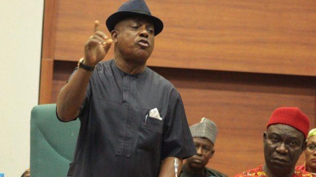 Stop shedding Crocodile tears, Nigerians are no fools- Secondus attacksBuhari