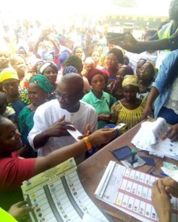 Governorship Election Result: May INEC reflect people'swill-Isiaka
