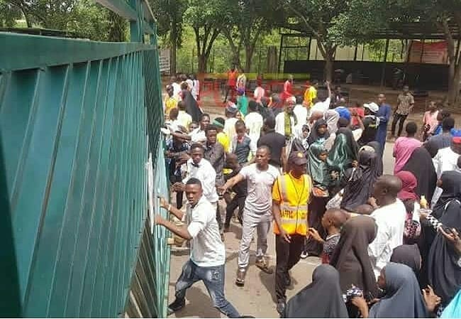 Shiites invade National Assembly, urge El- Zakzaky's release